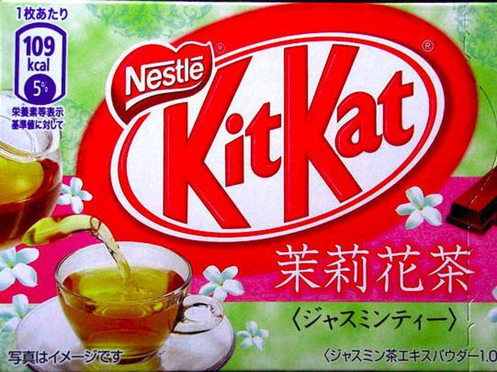 Intip 10 Rasa Unik Kit Kat yang Langka, Mau Coba?