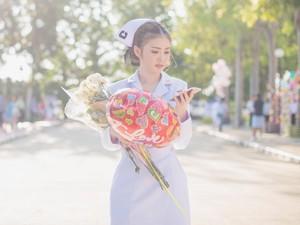 Suster Cantik Thailand Ini Viral, Netizen Cari-cari RS Tempatnya Bekerja