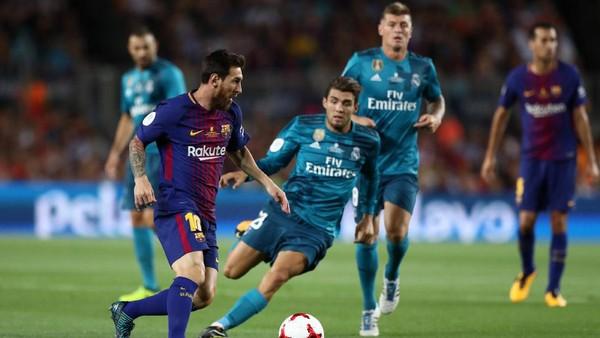 Turun Minum, Barcelona vs Madrid Masih 0-0