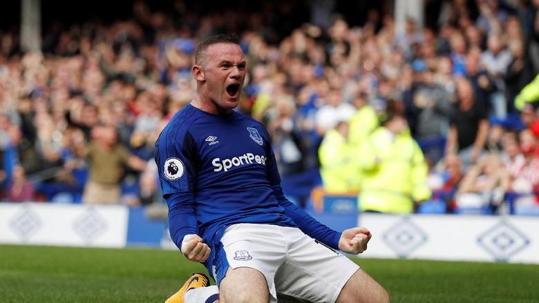 Sinar Rooney yang Kembali Terang di Everton