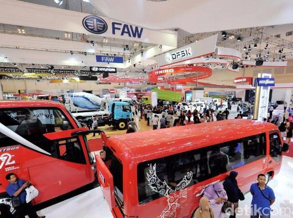 Aneka Kendaraan Komersial yang Hiasi GIIAS 2017