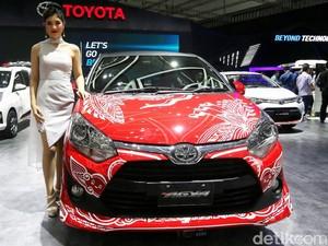 Diskon Besar-besaran Toyota di GIIAS 2017
