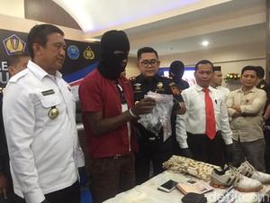 Selundupkan Sabu di Anus, WN Malaysia Diciduk di Bandara Kualanamu