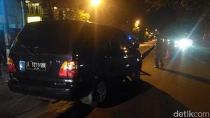 Jantung Kambuh, Purnawirawan Polisi Meninggal Tabrak Pembatas Jalan