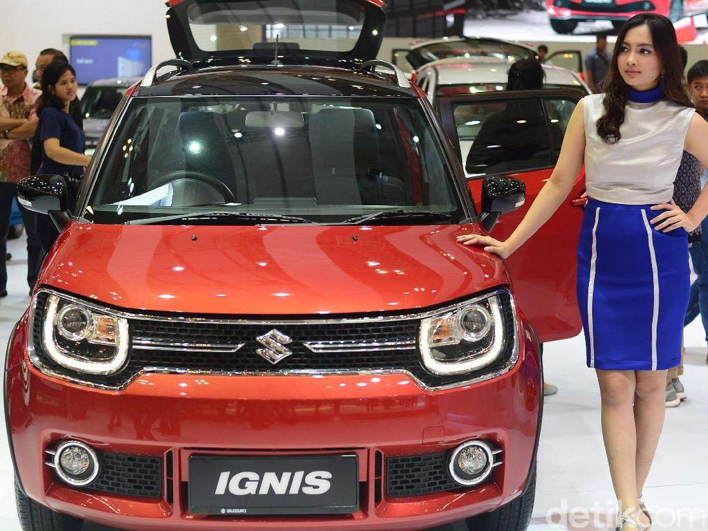 Rahasia, Suzuki Siapkan SUV Terbaru