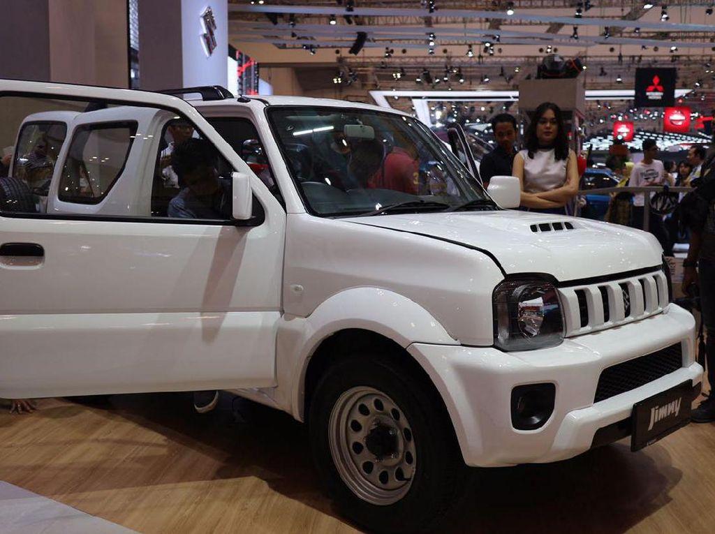 Suzuki Tak Berniat Tambah Kuota Jimny untuk Indonesia