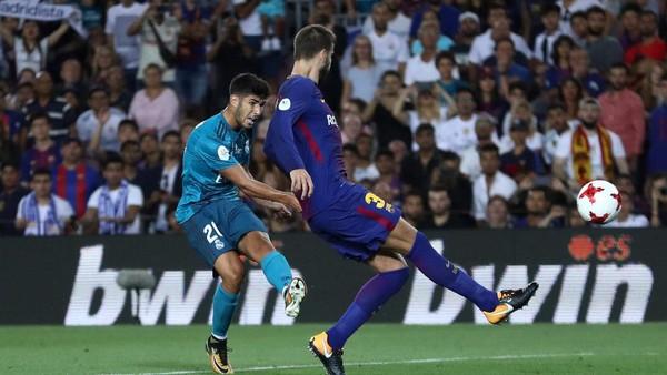 Asensio Lagi-Lagi Bikin Gol Debut Bareng Madrid