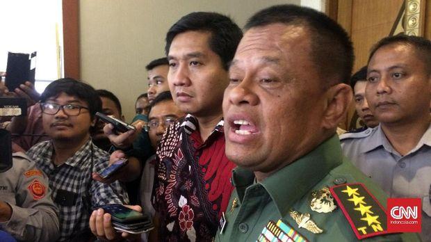 'Akrobat' Tajam dan Kontroversial ala Jenderal Gatot