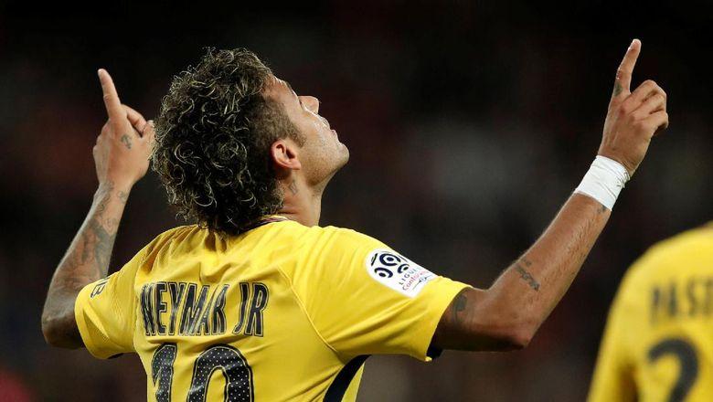 Di PSG Neymar Merasa lebih hidup