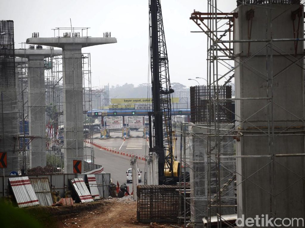 Sekarang Cek Proyek Infrastruktur Bisa Lewat Aplikasi