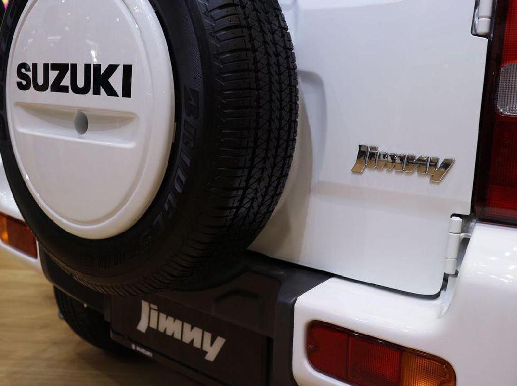 Kenapa Tak Pakai Transmisi Manual di Jimny, Suzuki?