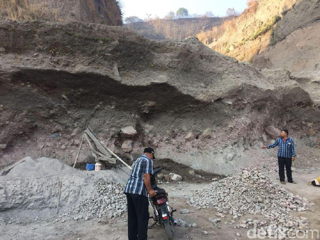 Penambang Batu di Mojokerto Tewas Tertimpa Material Galian