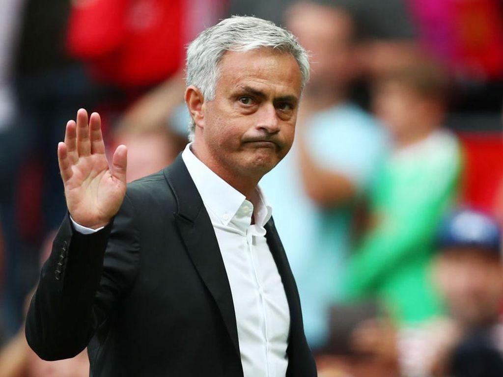 Mourinho Sudah Kembalikan Keangkeran Old Trafford