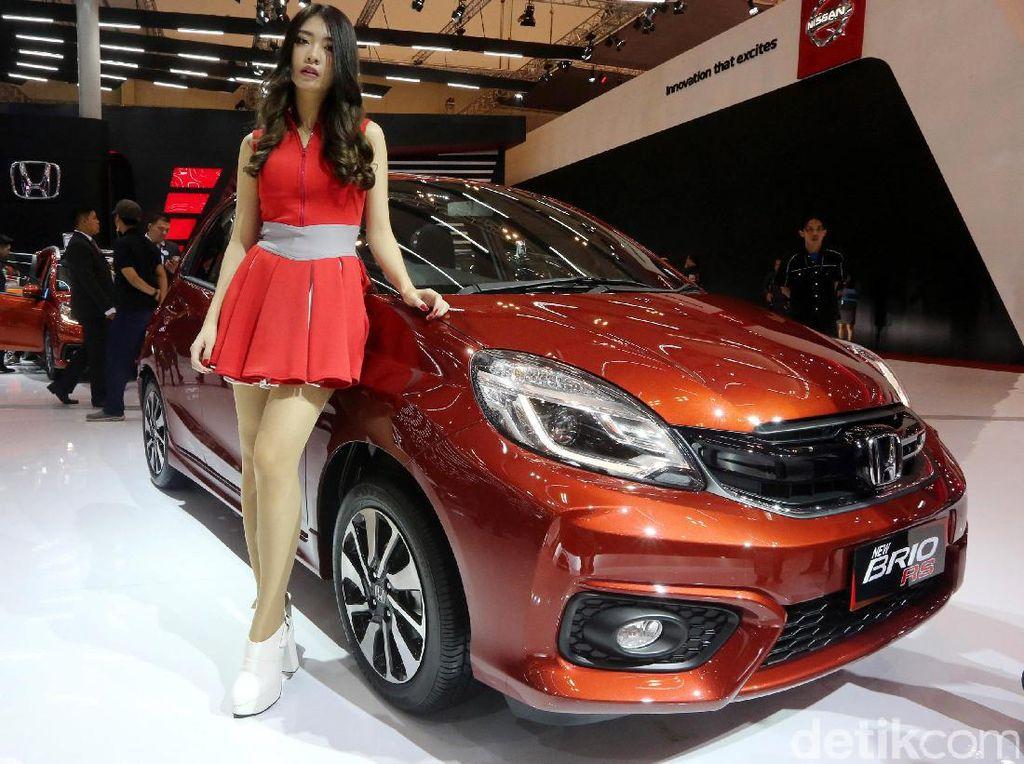 LCGC dan Mobil Perkotaan Dongkrak Penjualan pada Triwulan I