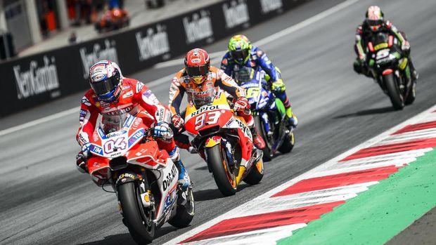 Andrea Dovizioso dan Ducati menjalani proses yang lama untuk bisa jadi pesaing kuat Marc Marquez.