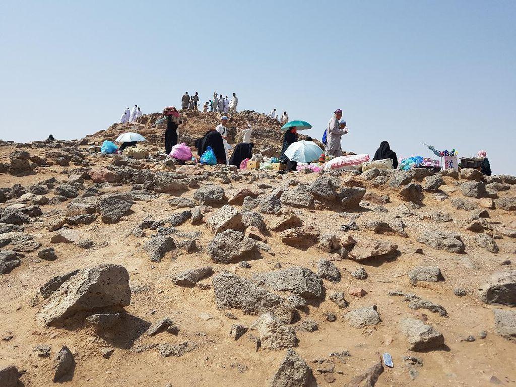 Jabal Uhud, Medan Berdarah bagi 70 Sahabat Rasulullah