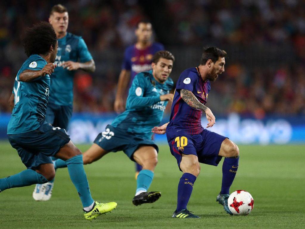 Madrid Bungkam Barca di Camp Nou