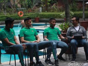 Gavin, Kartika Ajie, dan Gian Zola Beberkan Kesan Bela Timnas