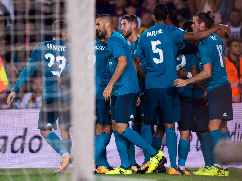 Madrid Bekap Barca Di Camp Nou
