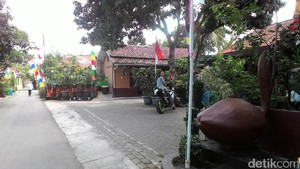 Mengintip Suasana Kampung Pramuka di Purworejo