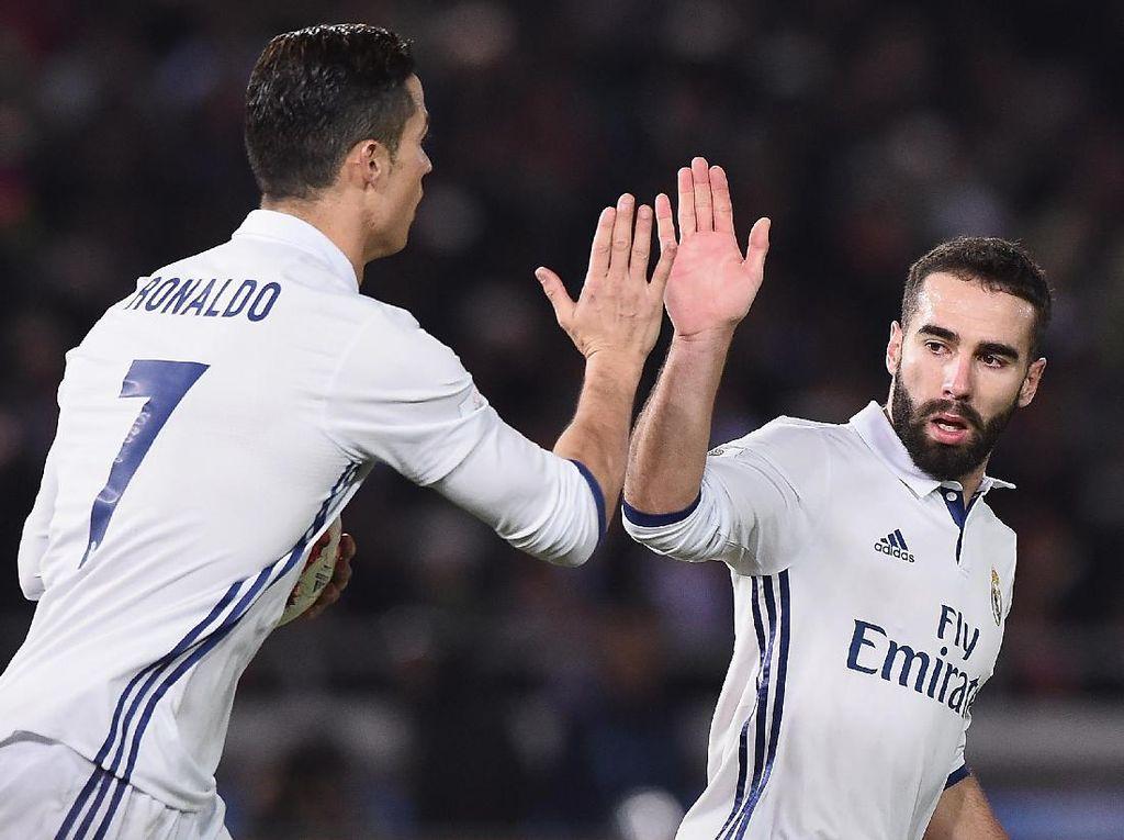 Carvajal Sebut Hukuman untuk Ronaldo Berlebihan, Singgung Suarez