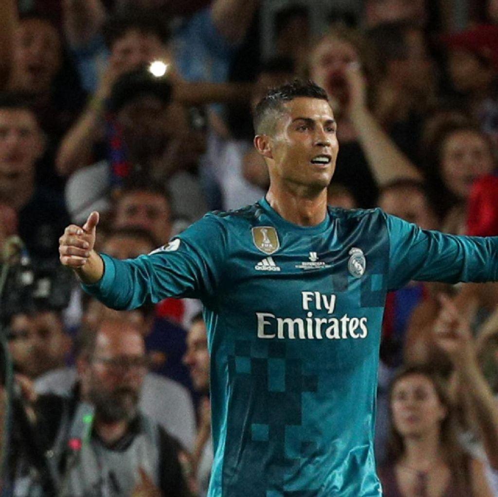 Upaya Banding Madrid untuk Hukuman Ronaldo Gagal
