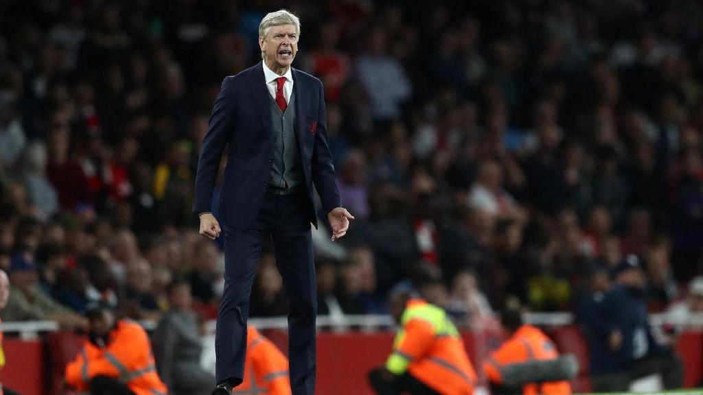 Wenger Tak Sepakat Pendapat Jose Mourinho dan Guardiola soal Piala Liga