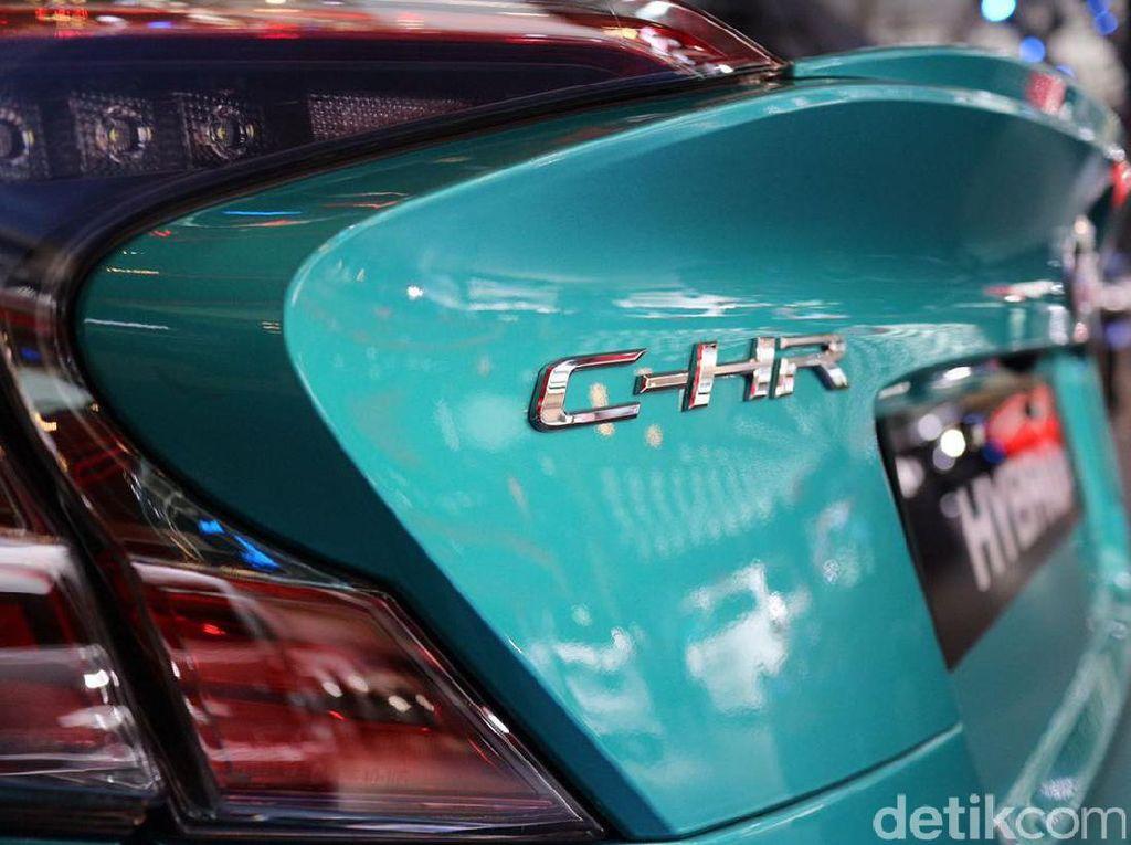 Toyota C-HR Hybrid Diluncurkan Pas Hari Bumi