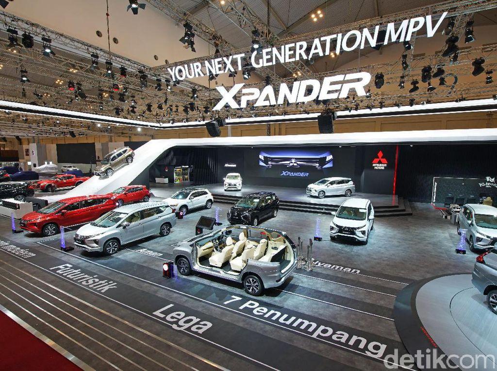 Agustus 2017 Mitsubishi Xpander Jalani Debut Global