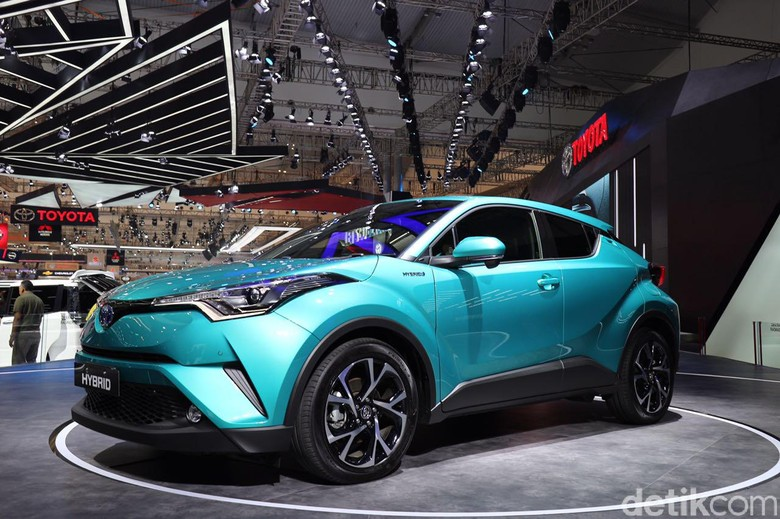 Lama Ditunggu-tunggu, Toyota C-HR Meluncur Pekan Depan