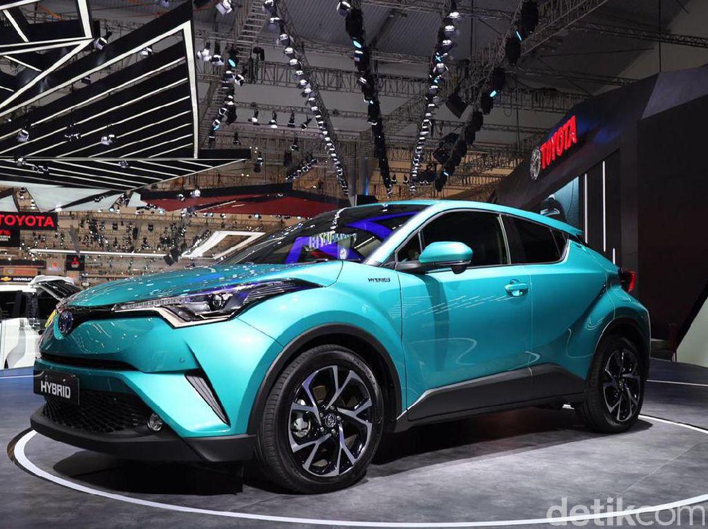 Kapan Toyota Datangkan C-HR Hybrid ke Indonesia?