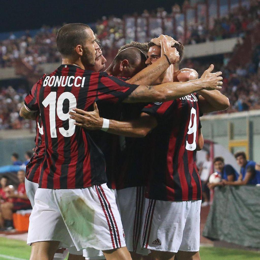 Ada Banyak Persamaan antara Milan dengan Juventus