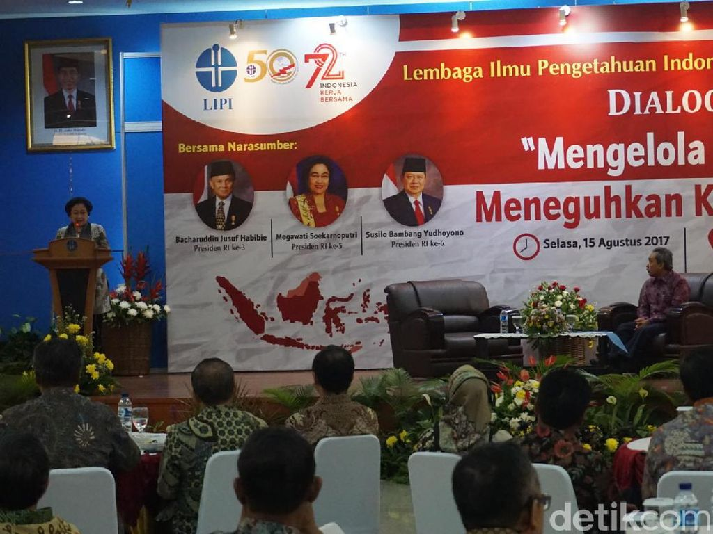 Megawati Minta Pelaksanaan Otonomi Daerah di Indonesia Dievaluasi