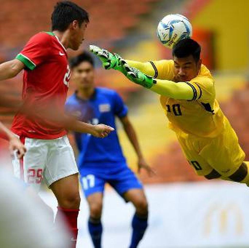 Jadwal Merdeka Indonesia vs Filipina: 17 Agustus Pukul 19.45 WIB