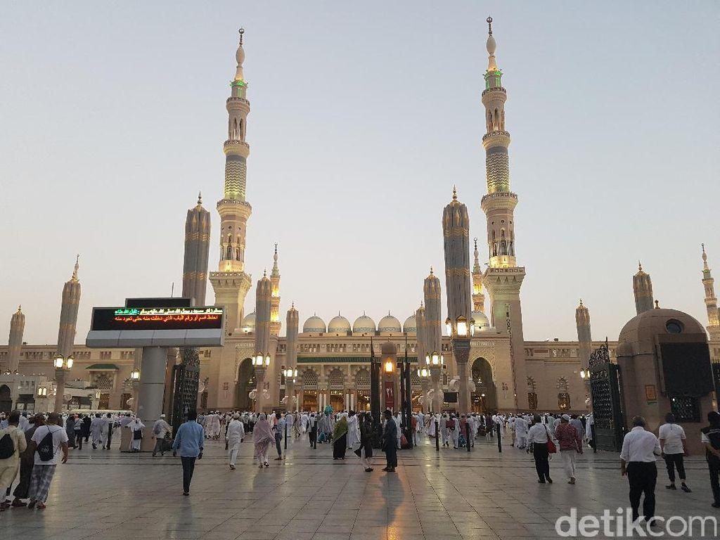 Kumpulan Doa dan Tips Umroh: Doa Masuk Kota Madinah