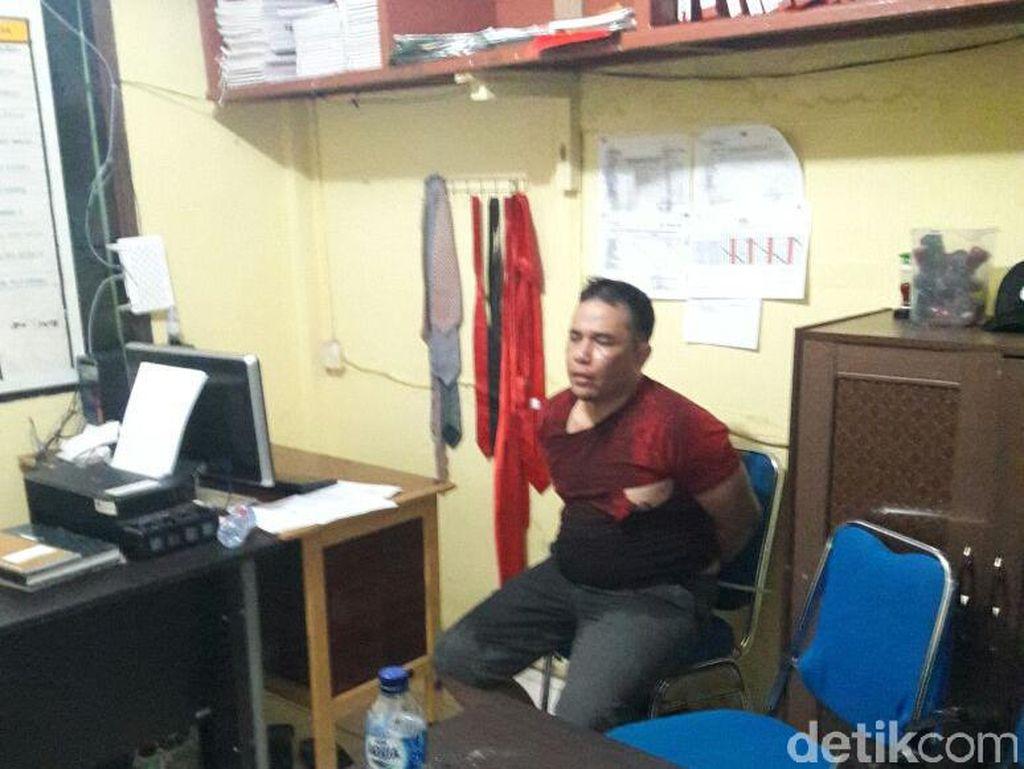 Transaksi Narkoba 1,5 Kg Sabu, Anggota Polres Meranti Dibekuk