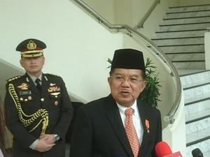SBY-Megawati Salaman, JK: Beda Politik tapi Tujuan Sama