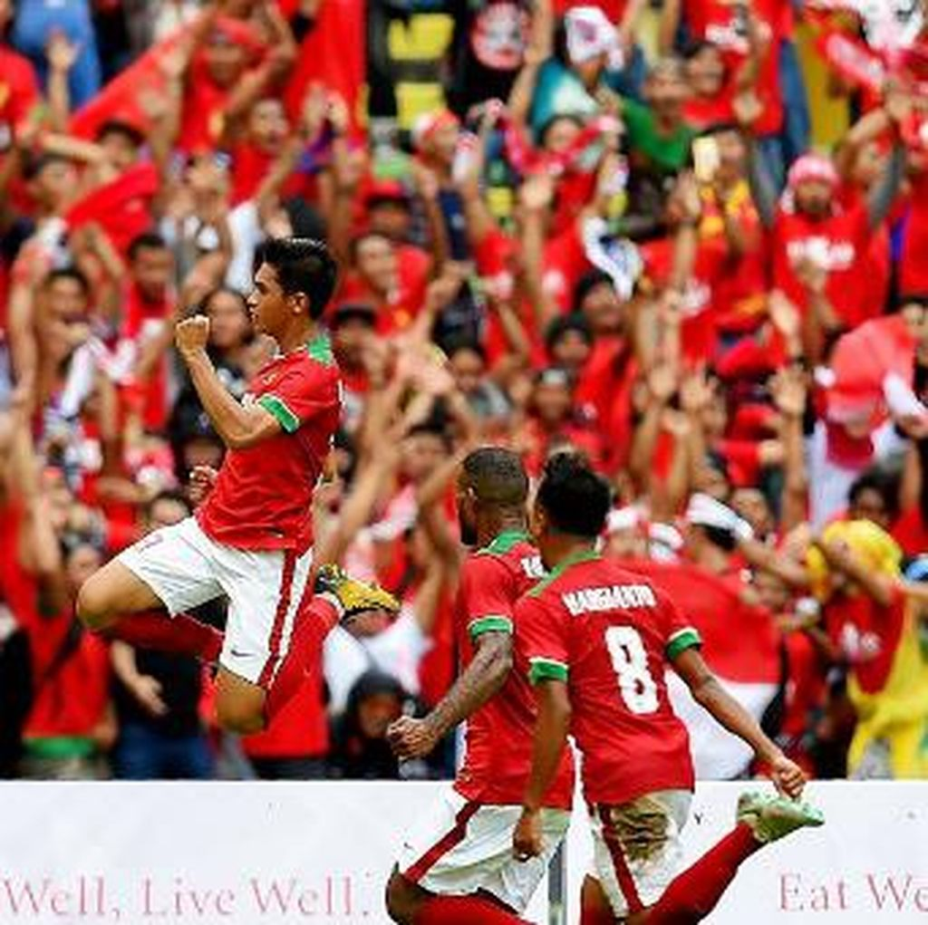 Turun Minum, Indonesia Ungguli Filipina 2-0