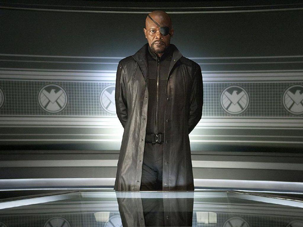 Samuel L Jackson Ingin Jadi Nick Fury Lebih Lama Lagi