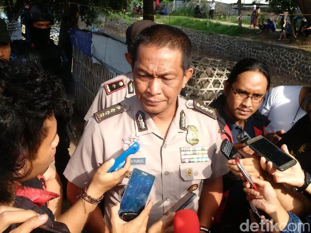 YF Terduga Teroris yang Hendak Serang Istana Ahli Buat Bom