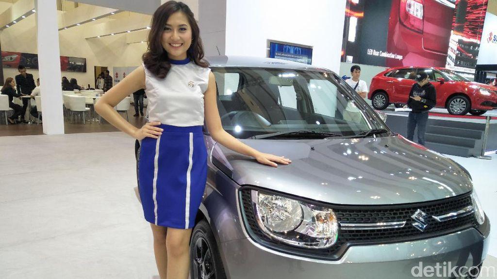Suzuki Ignis Matik Siap Buat Sesak Tanah Jawa