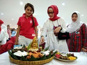 Sambut HUT ke-72 RI, GOW Surabaya Lomba Buat Tumpeng Polo Pendem