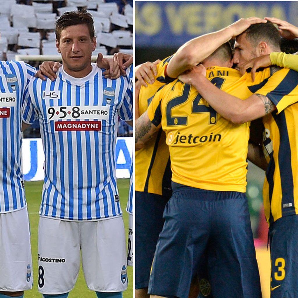 Mengenal Lebih Jauh Tiga Klub Promosi Serie A 2017/2018