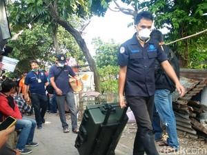 5 Terduga Teroris di Bandung Targetkan Istana dengan Bom Kimia