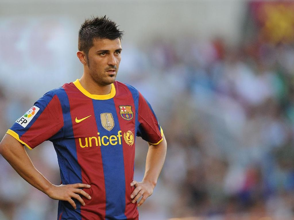Pemain-pemain yang Pindah ke Barcelona Setelah Main di Valencia