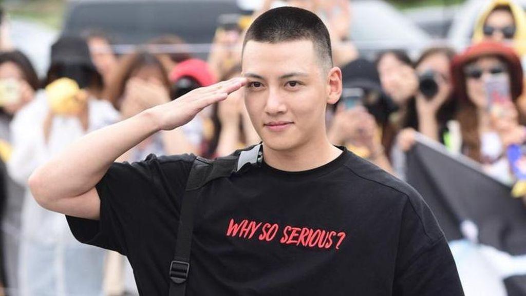 10 Artis Pria Korea Berkepala Botak Sebelum Wajib Militer, Masih Kenal?