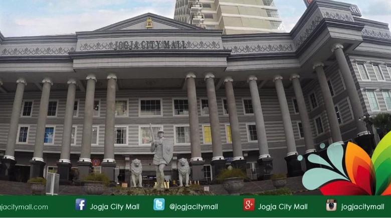 Jogja City Mall (Foto: Kemenpar)