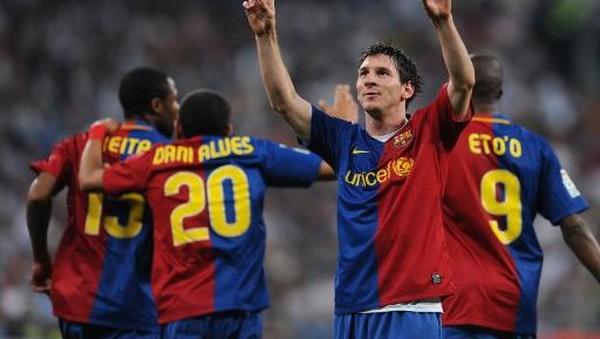 Messi Juga Pernah Dorong Wasit di El Clasico, tapi Lolos Sanksi