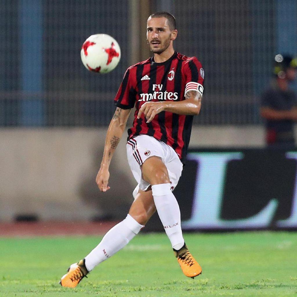 Bonucci Tak Sabar Jalani Debut dengan Milan