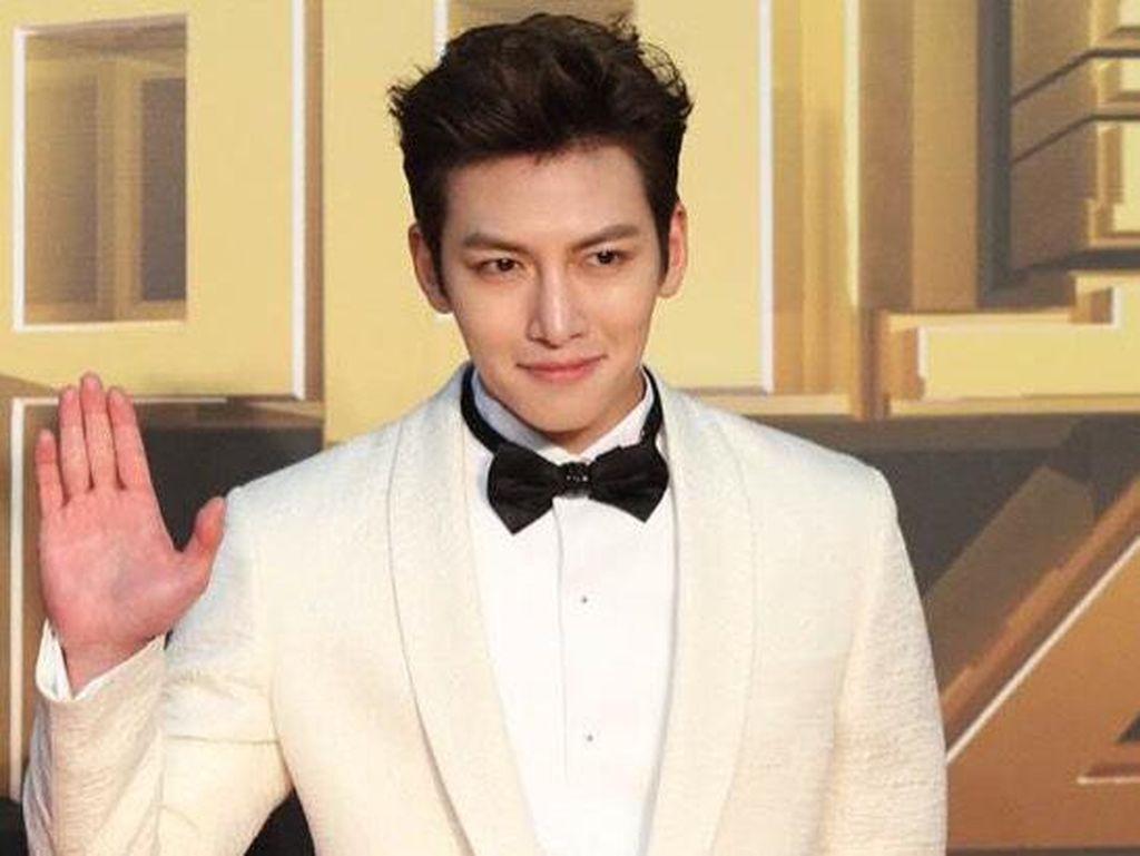 Ji Chang Wook Pamer Hadiah Spesial dari Chanyeol EXO